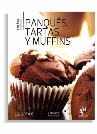 Cocina Esencial Panqués Tartas Y Muffins