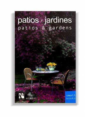 portada patios y jardines